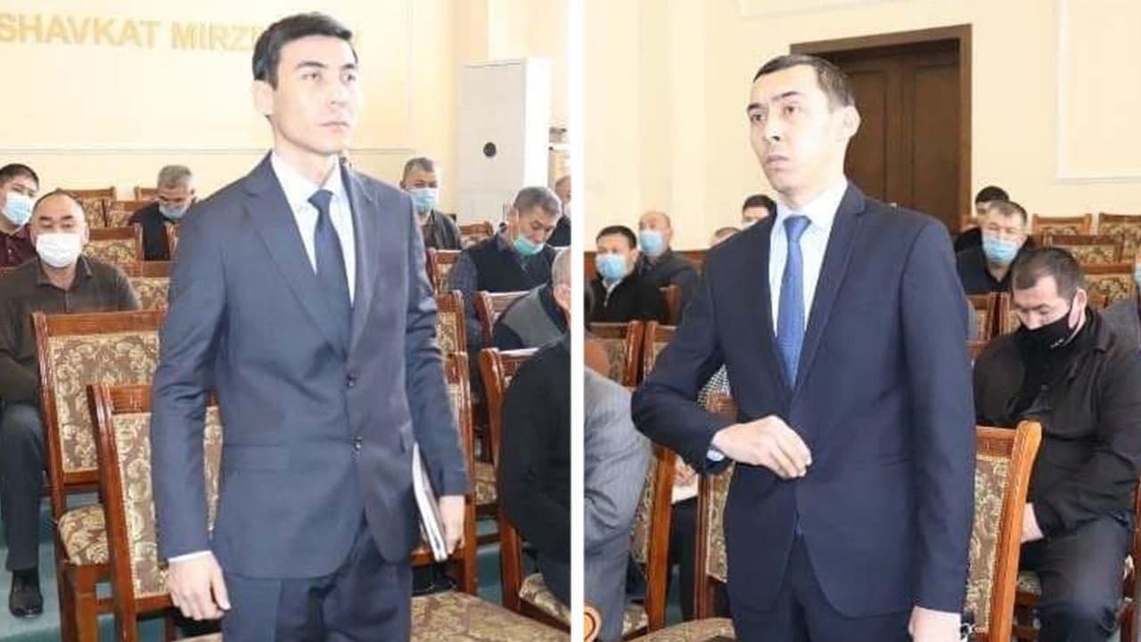 В Каракалпакстане назначили новых заместителей хокимов