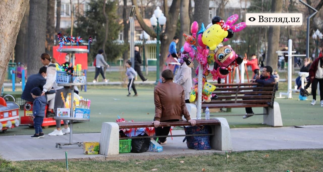 Узбекистанцев ожидает до 20 градусов тепла