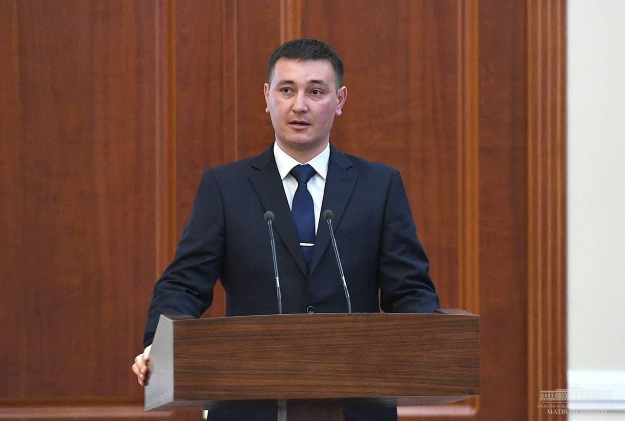 Назначен новый заместитель хокима Наманганской области