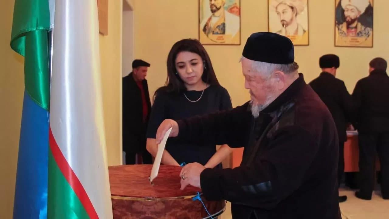Определен порядок участия на президентских выборах для граждан Узбекистана за границей