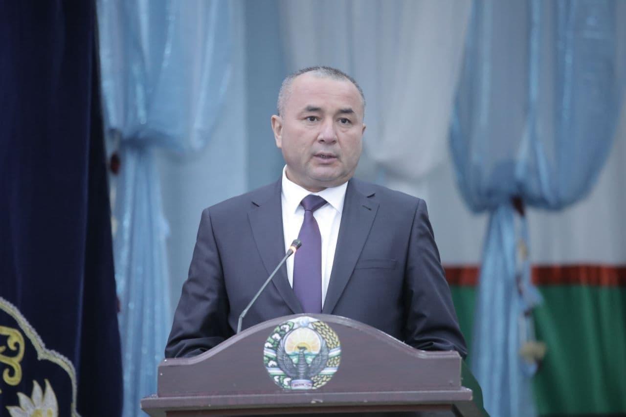 Новым хокимом Уйчинского района назначен Мухаммадзокир Маматханов