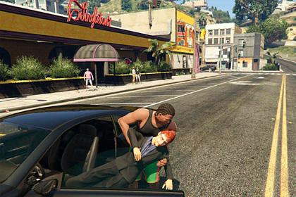В США призвали запретить GTA из-за участившихся угонов машин