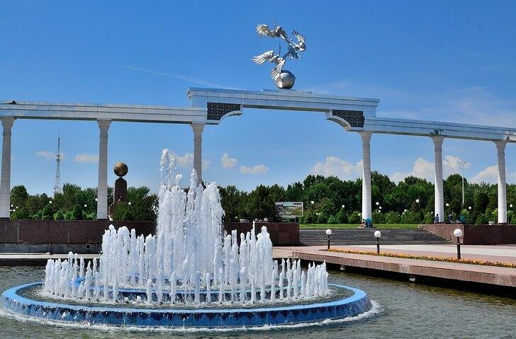 В Узбекистане температура воздуха поднимется до 30 градусов