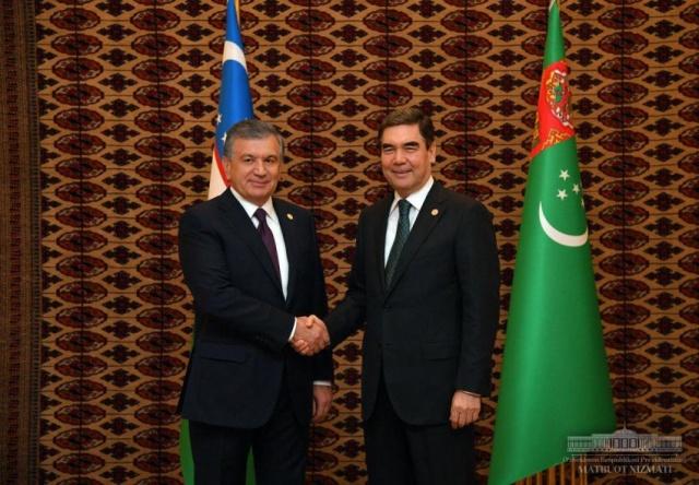 Президент Туркменистана пригласил узбекские компании поучаствовать в тендере строительства парка «Ташкент»
