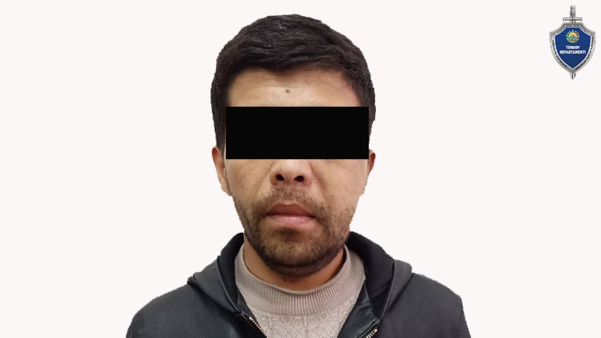 В Юнусабадском районе задержан взломщик машины