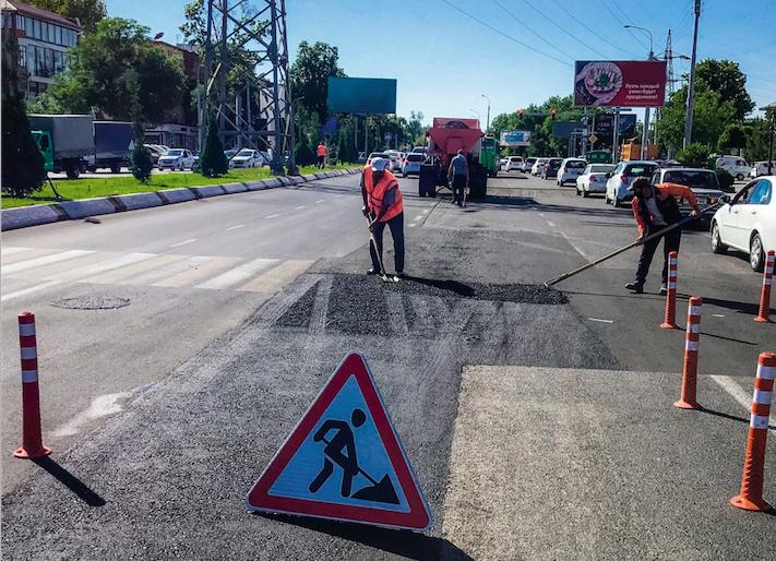 В Ташкенте будет временно перекрыта одна из улиц