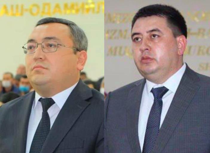 Еще два районных хокима назначены в Ферганской области