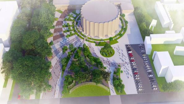 Ташкентский хокимият представил проекты по благоустройству города