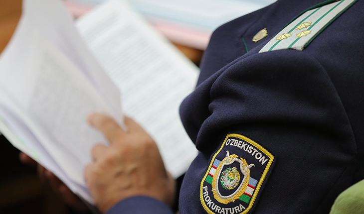 Прокурором Ташкента назначен Улугбек Косимов