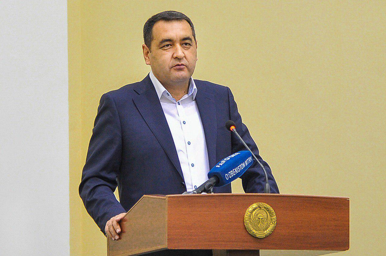 Хайрулло Бозоров избран сенатором