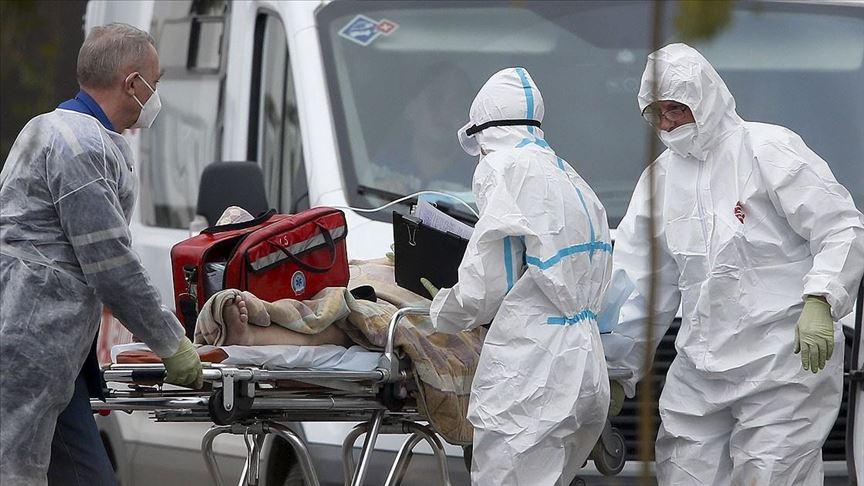 Количество жертв COVID-19 в мире перевалило за 2,5 миллиона