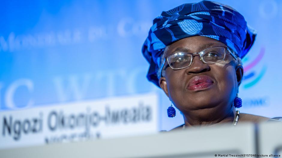 Впервые ВТО возглавит женщина