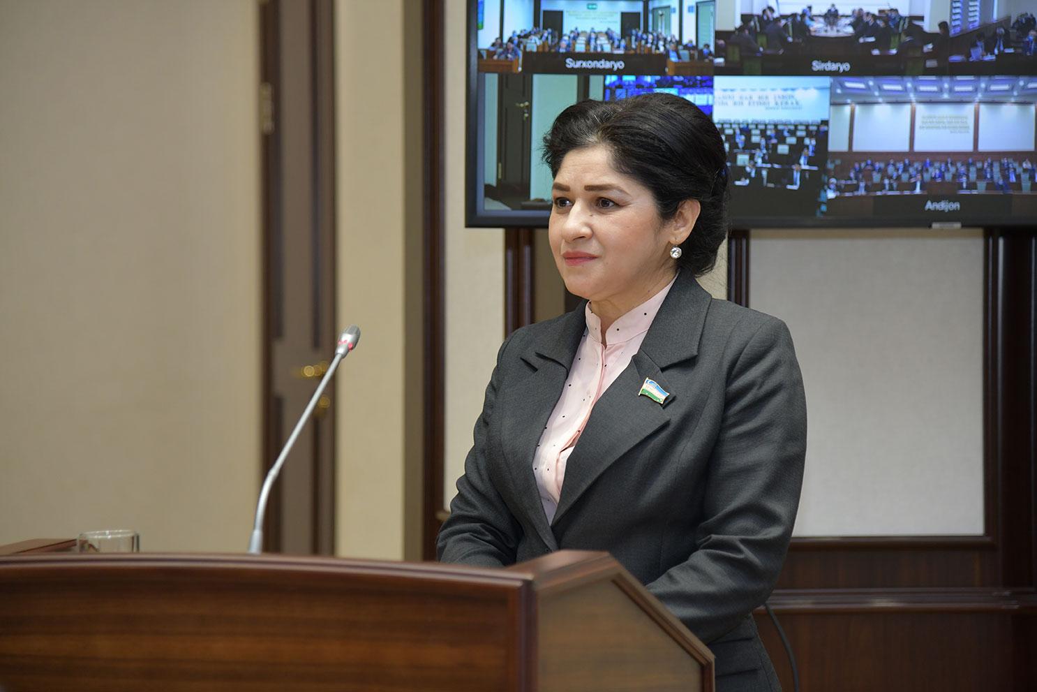 В Комитете Сената по вопросам женщин и гендерного равенства избрали нового председателя