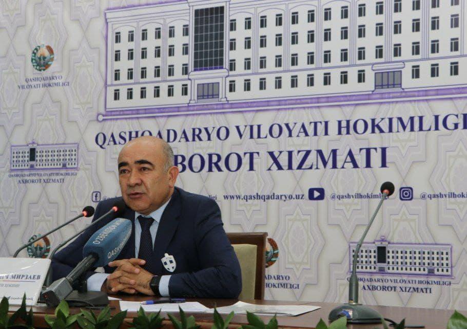 Хокимам Кашкадарьинской области запретили покупку новых служебных авто