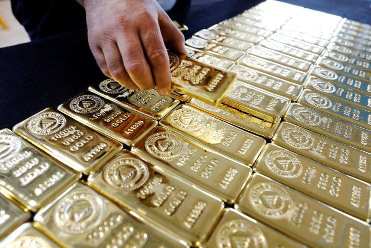 Названо количество экспортированного золота Узбекистаном в прошлом году