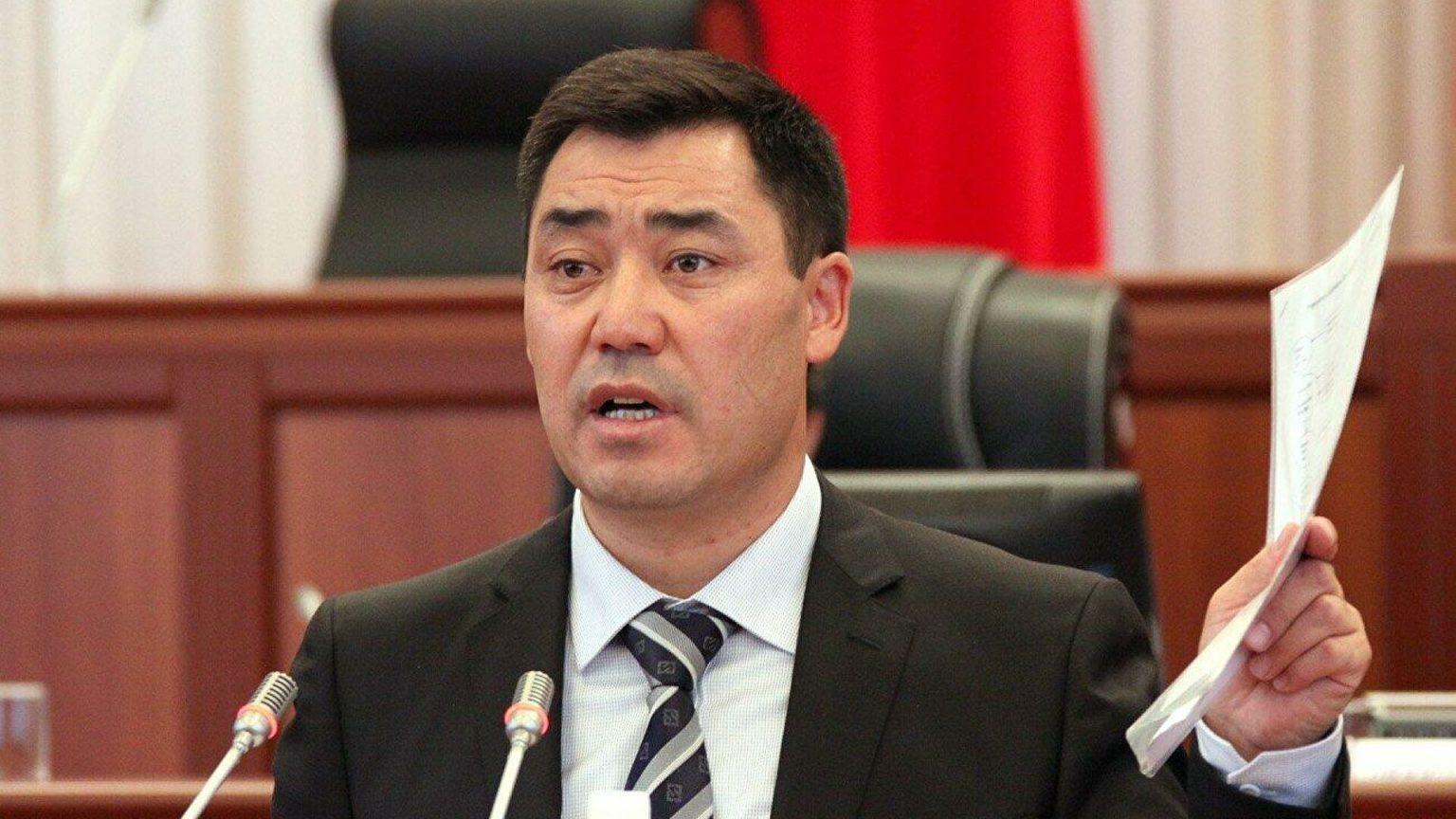 «Узбекистан опередил нас на 40-50 лет» — Садыр Жапаров