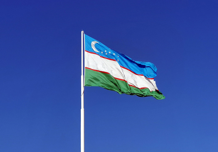 Опубликован новый вариант узбекского алфавита