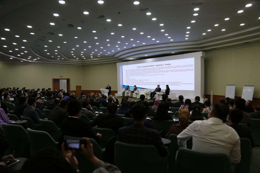 В Узбекистане открылись учебные центры ООН по развитию парламентаризма