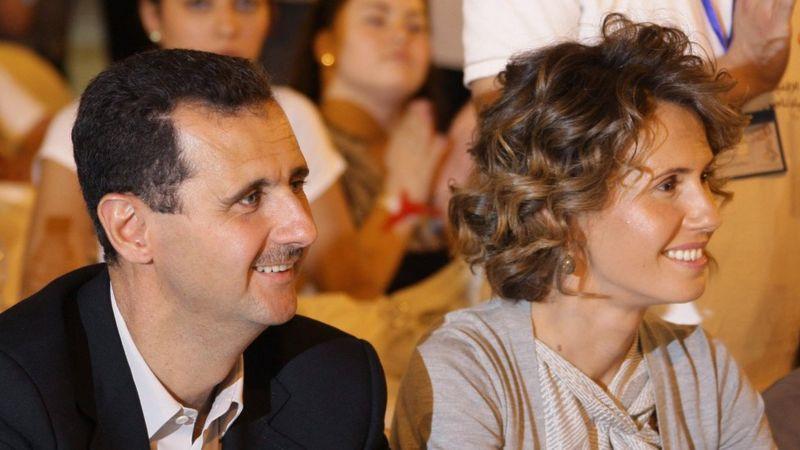 Сирийский президент и его супруга заболели коронавирусом