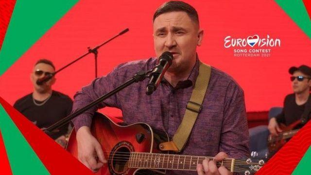 Беларусь отстранили от песенного конкурса «Евровидение»