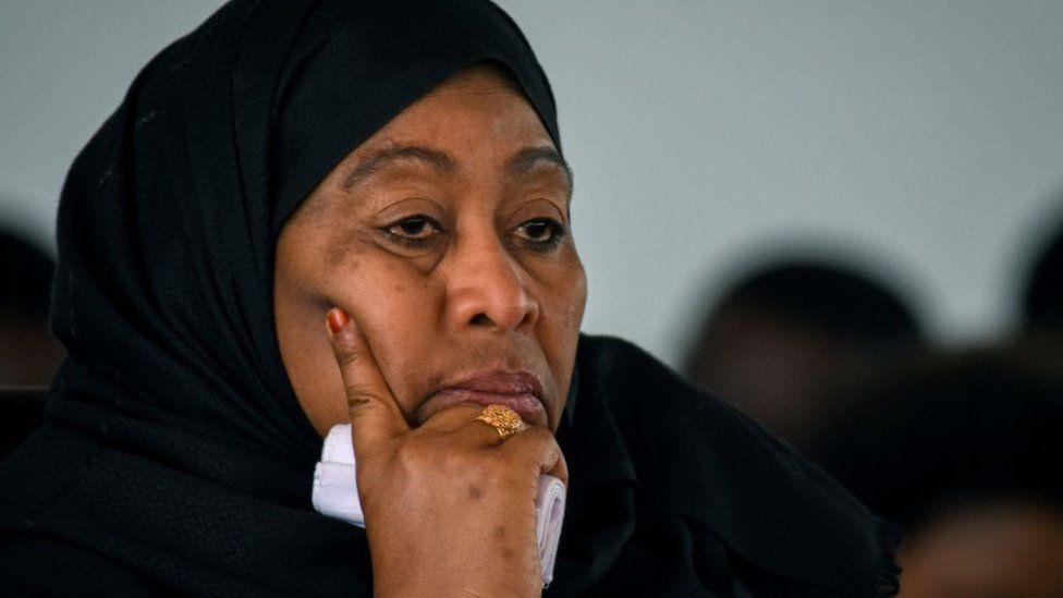 Главой государства Танзании впервые стала женщина