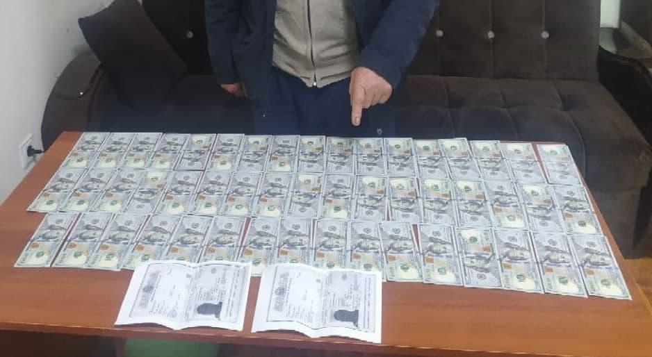В Андижанской области мужчина пытался продать относящуюся к хокимияту землю за 10 тысяч долларов