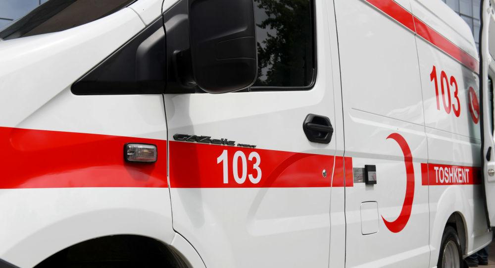 В Джизакской области избили врача скорой помощи — видео