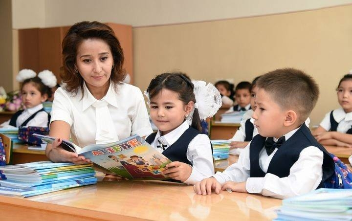 Стала известна дата начала весенних каникул в школах Узбекистана