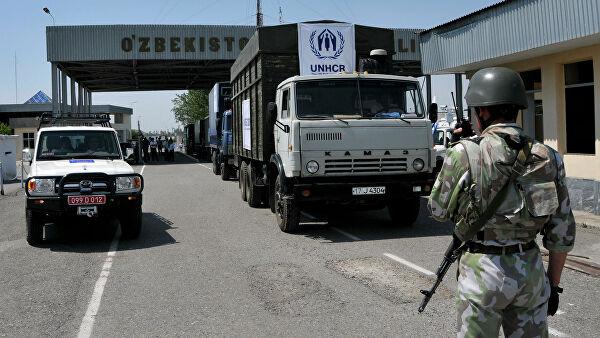 Узбекистан и Таджикистан разрешили пересекать границу определенной категории граждан