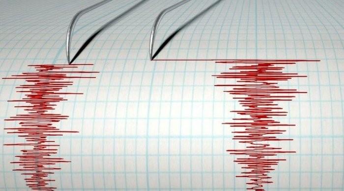 В Японии зафиксировано землетрясение магнитудой 7,2 — видео