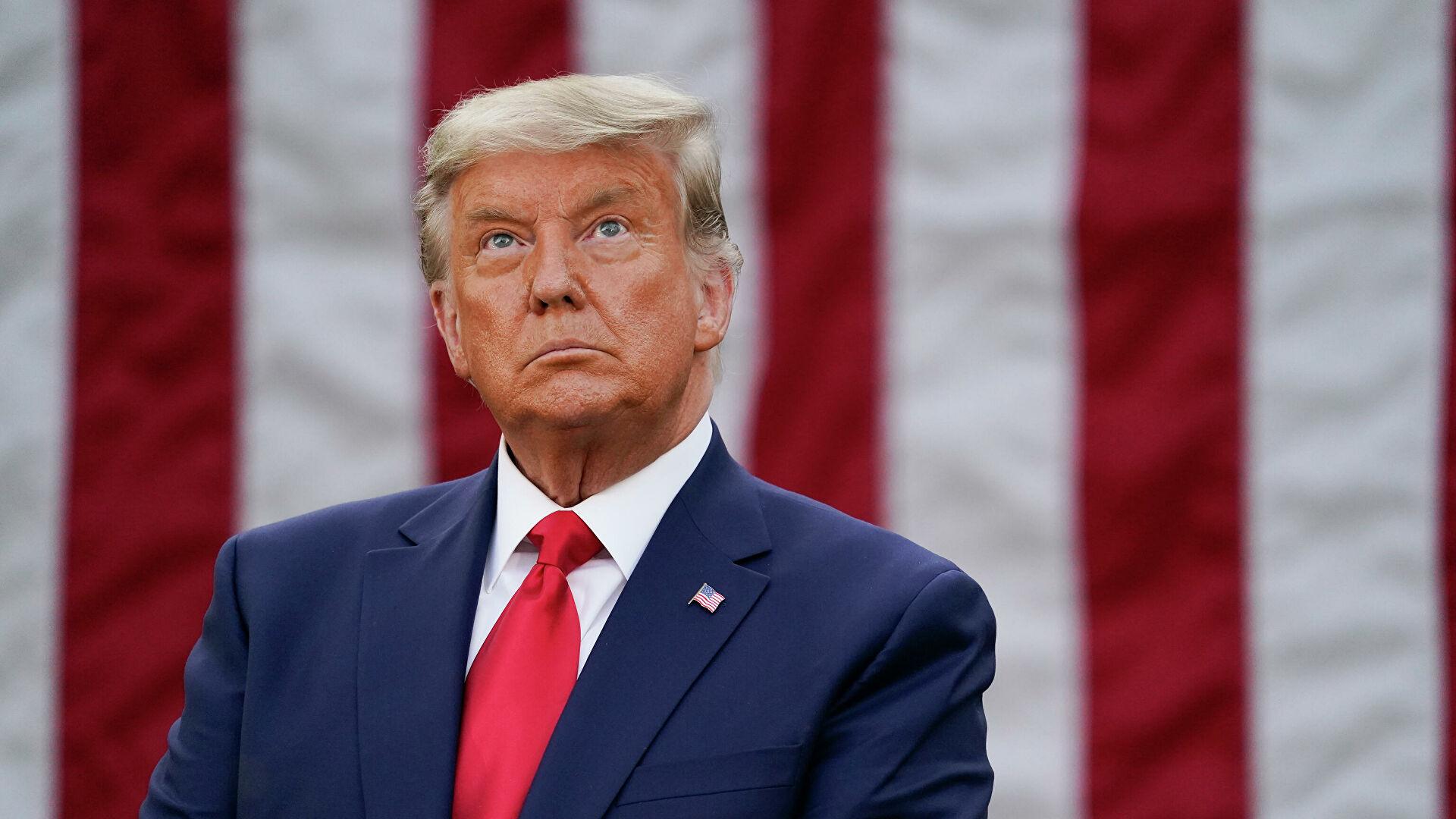Дональд Трамп может вновь баллотироваться на пост президента США в 2024 году