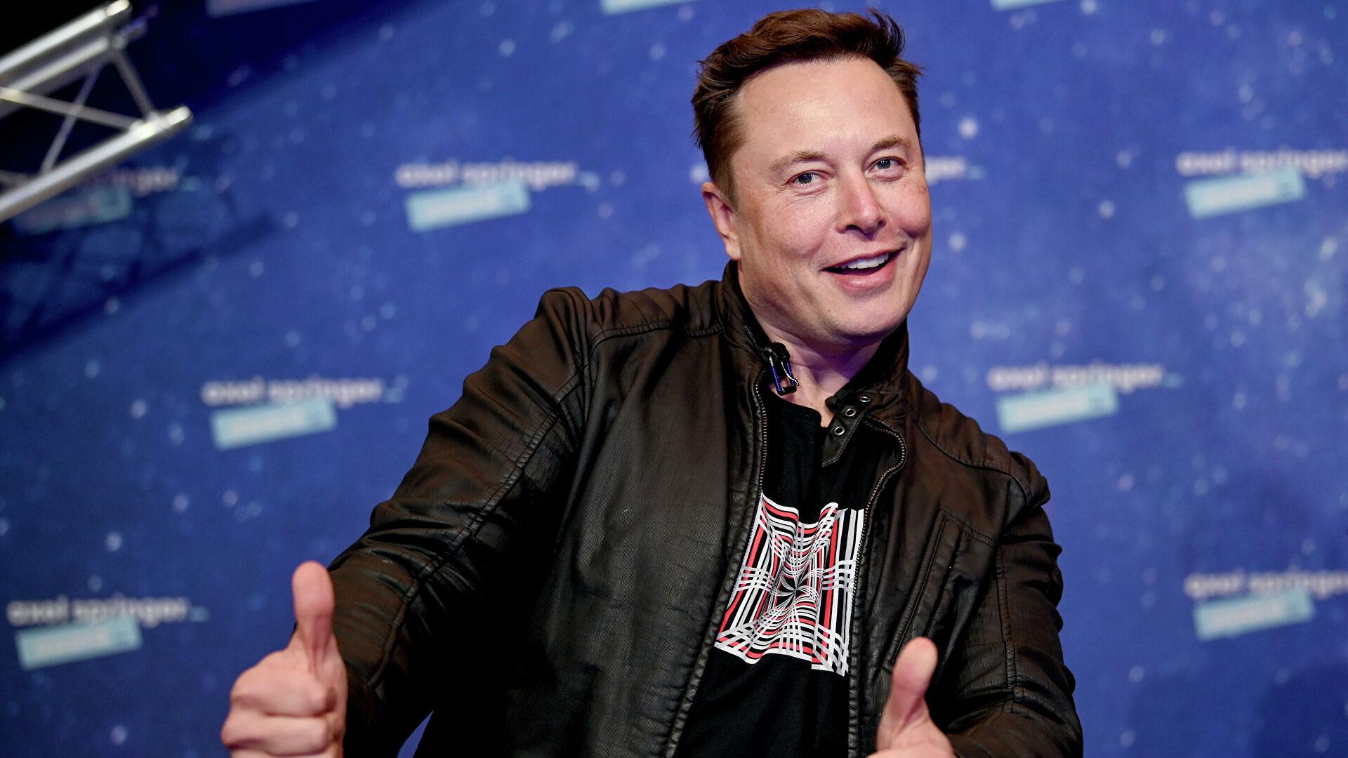 Илона Маска провозгласили «Королем технологий»