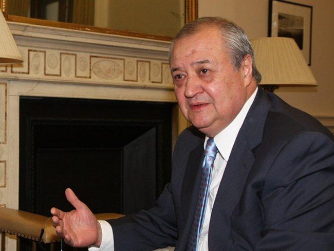 Абдулазиз Камилов посетит Пакистан с рабочим визитом