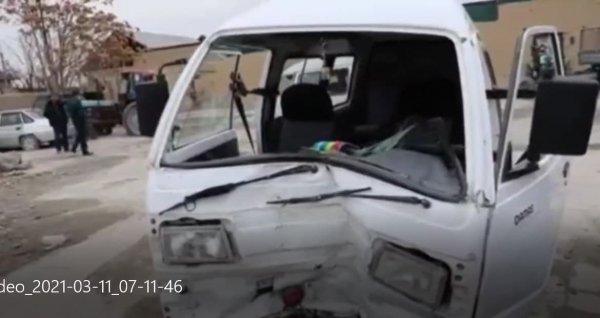 Водитель Damas сбил 10-летнего мальчика в Пахтачинском районе