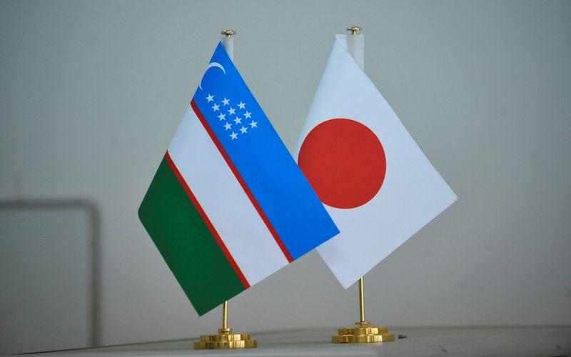 Япония выделила кредит Узбекистану размером более 130 миллионов долларов