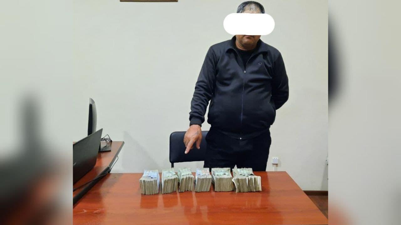 В Сурхандарьинской области мужчина пытался незаконно продать участок земли за 75 миллионов сумов