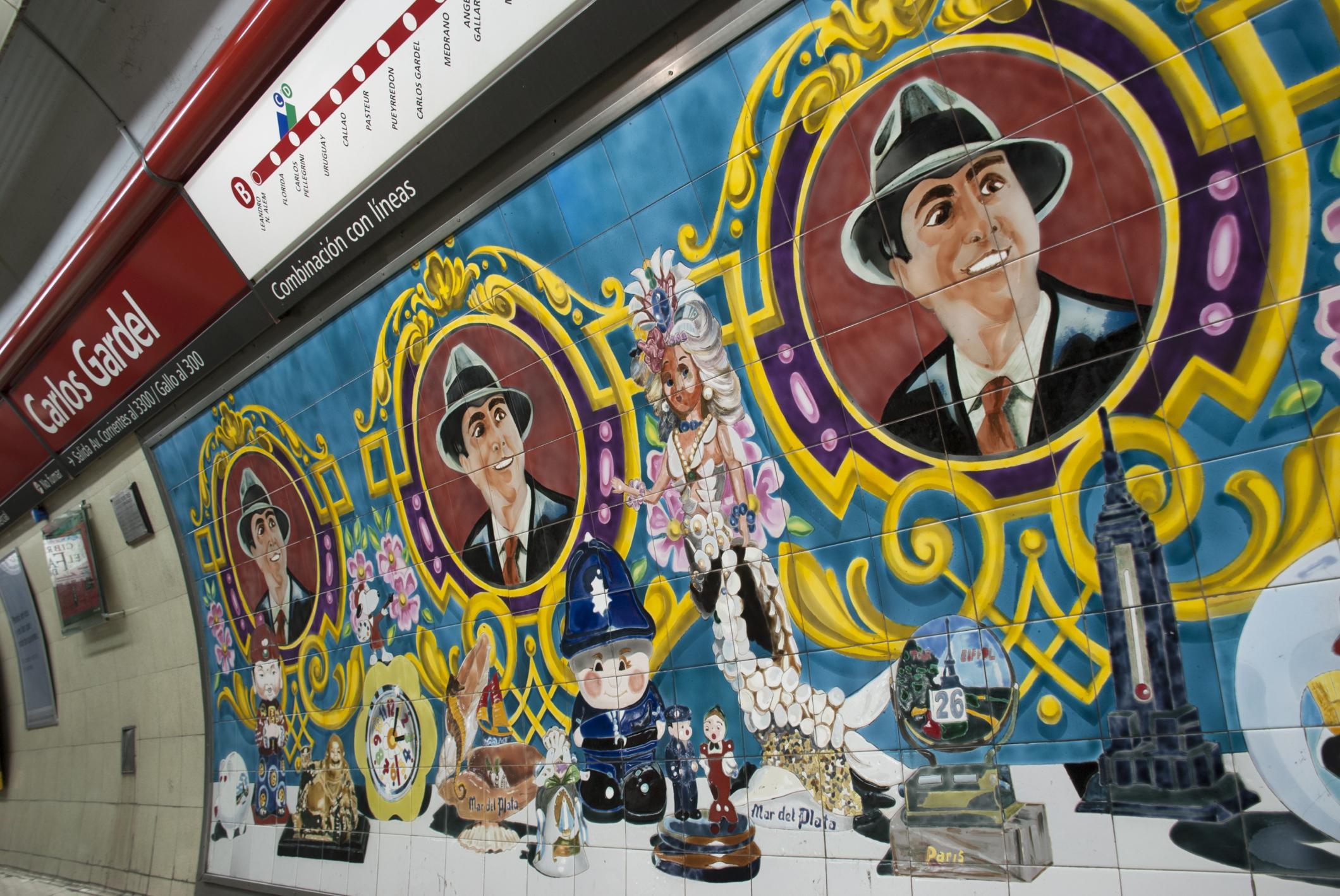 Колонны, граффити и мозаичные панно: как выглядит метро в разных уголках мира – фото