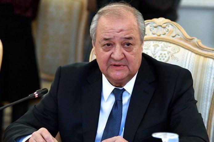 Делегация Узбекистана во главе с министром иностранных дел посетит Таджикистан