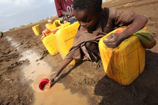 К 2030 году мир может столкнуться с проблемой глобального дефицита воды