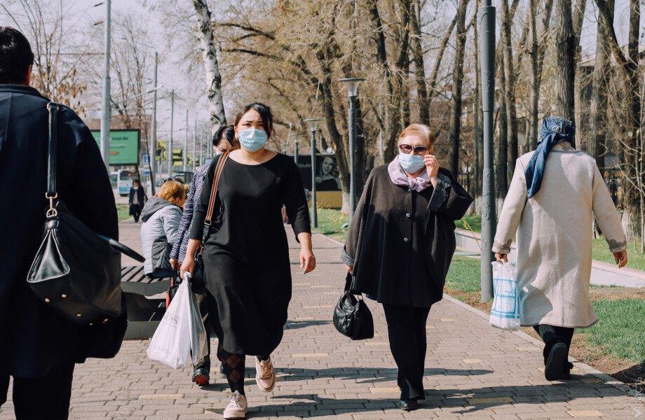 Количество зараженных COVID-19 в Узбекистане продолжает расти