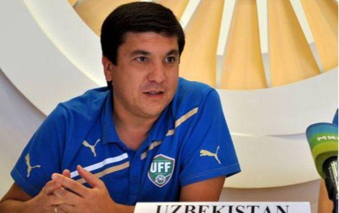 Новым тренером футбольного клуба «Бунёдкор» избран Шухрат Максудов