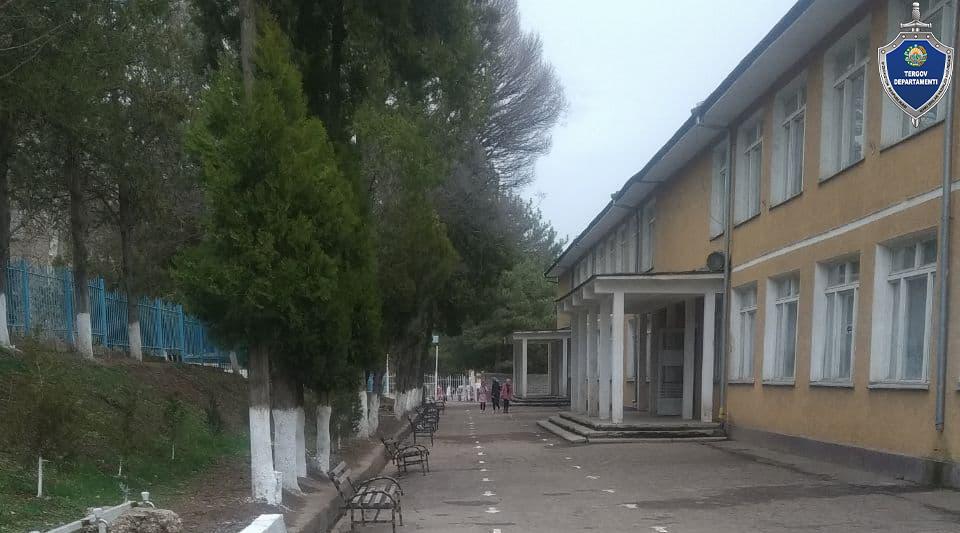 В одной из школ Ташобласти старшеклассники устроили драку