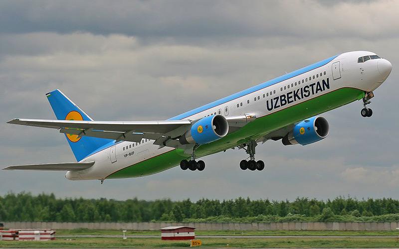 Uzbekistan Airways объявила скидки на все авиарейсы