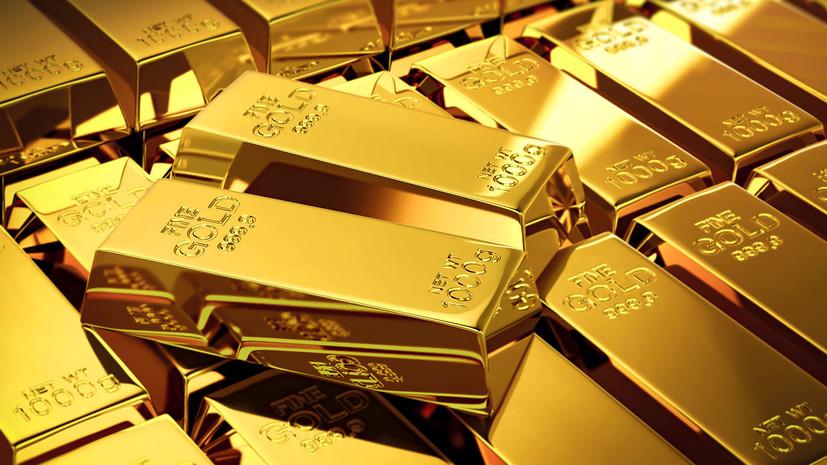 Обнародован объем экспорта немонетарного золота Узбекистана за последние 10 лет