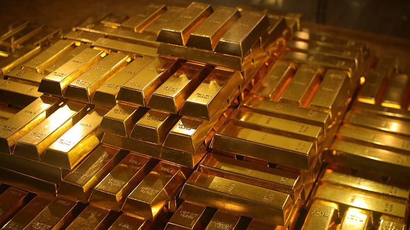 Золотовалютные резервы Узбекистана сократились на 1,1 миллиарда долларов