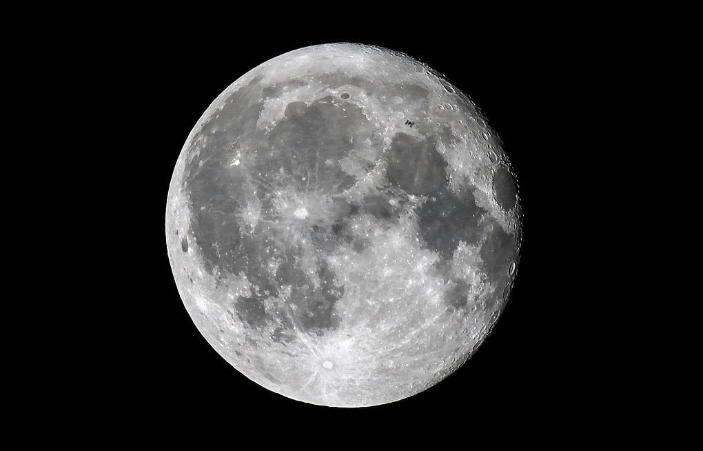 Китай и Россия подписали меморандум о создании лунной станции