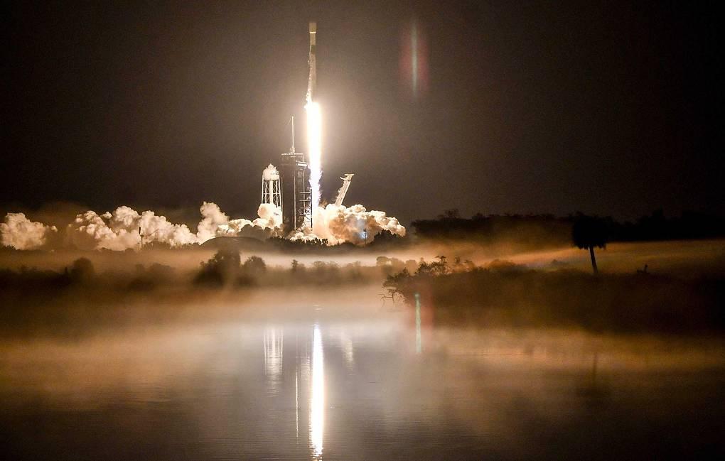 SpaceX запустила на орбиту очередные 60 микроспутников для интернета Starlink – видео