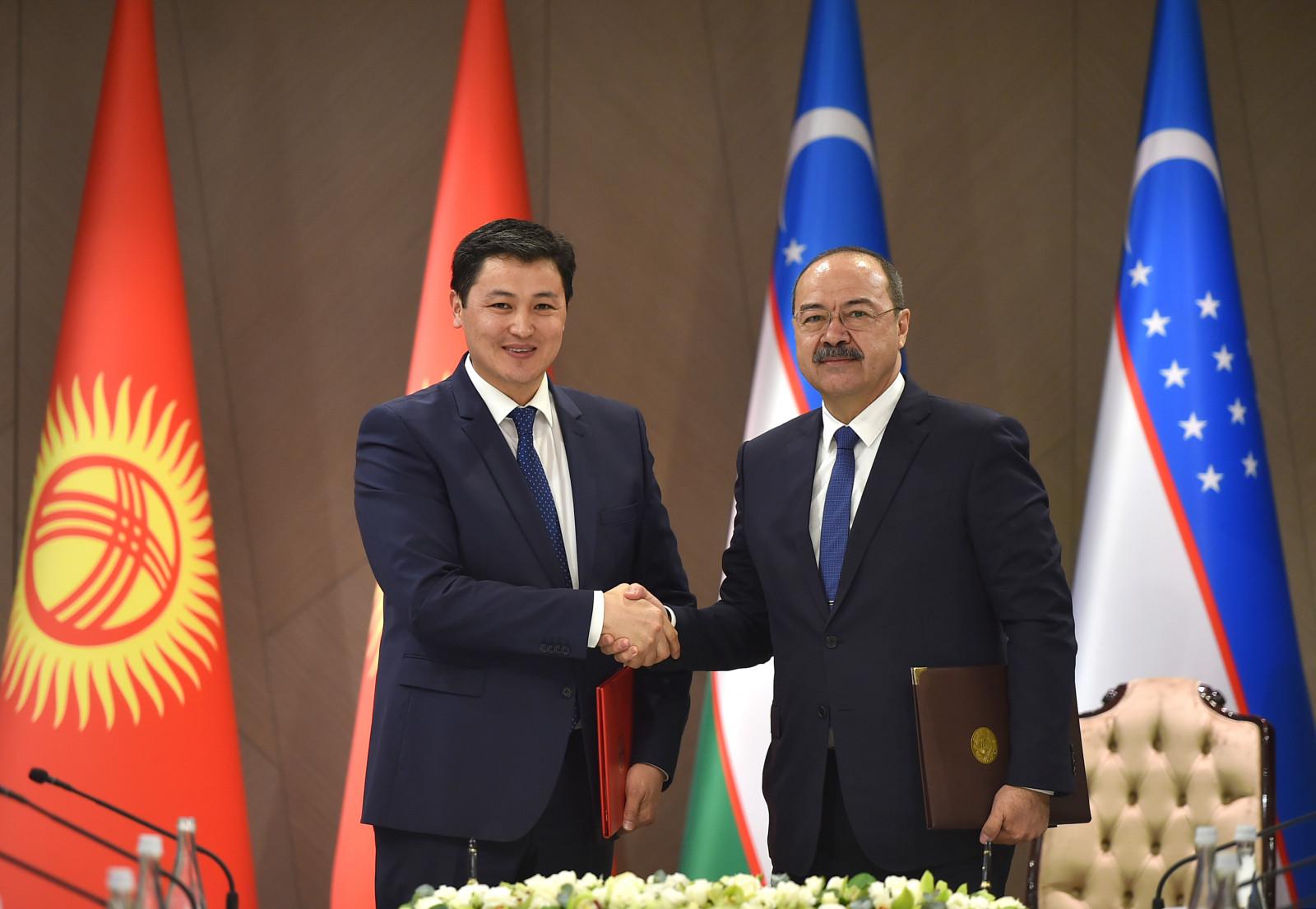 Узбекистан готов принять участие в строительстве железной дороги «Китай – Кыргызстан – Узбекистан»
