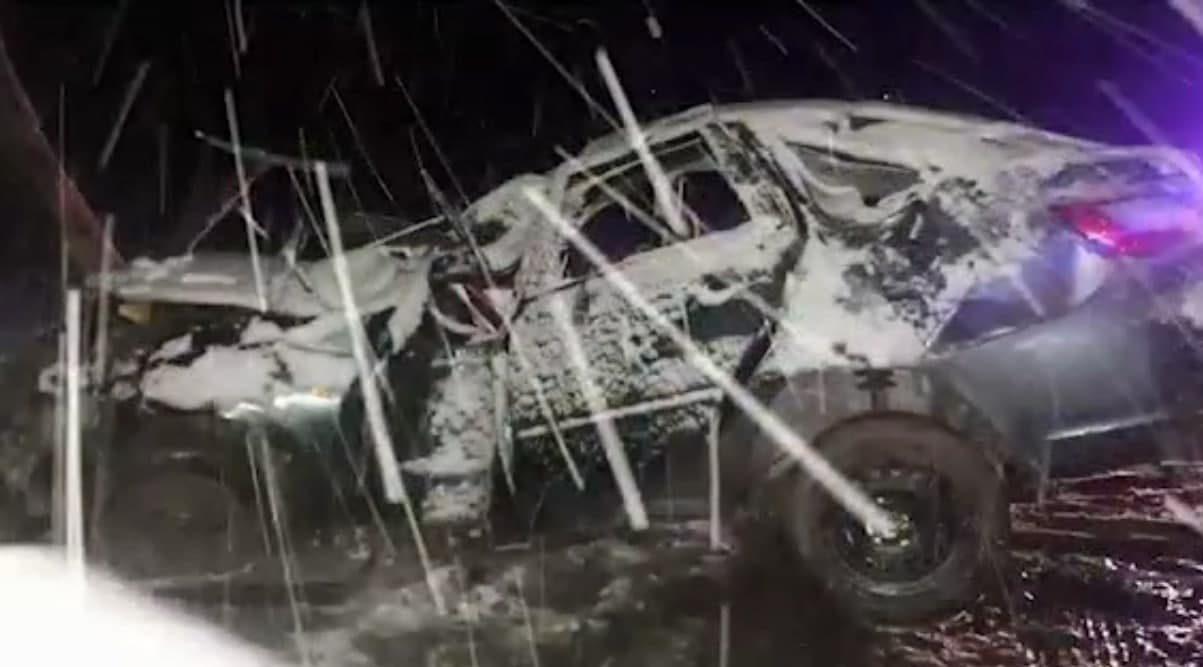 Произошло смертельное ДТП в Сурхандарьинской области — видео