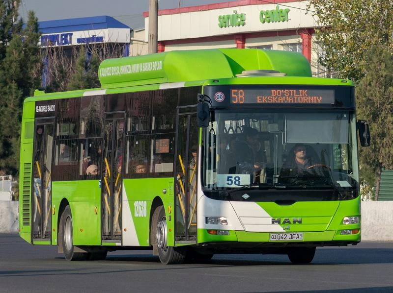 Утвержден график автобусных маршрутов в дни празднования Навруза